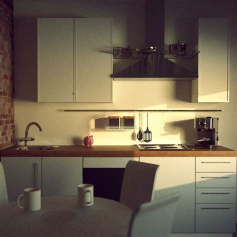 Kitchen Cinema by Review Cinema 4d R14 Cg Channel