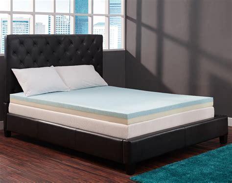 Renew Mattress by Signature Sleep 4 Quot Renew Foam Mattress Topper