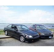 1998 Black Ek Coupe 4/s  Honda Tech