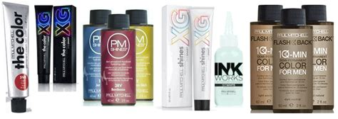 paul mitchell the color paul mitchell color
