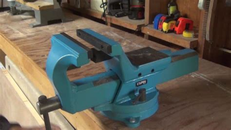 bench vice reviews bench vise review and giveaway closes 10 25 16 11 59pm