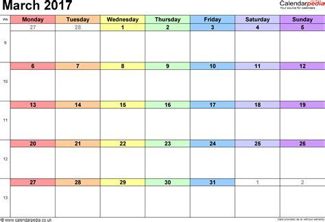 march 2023 calendar template