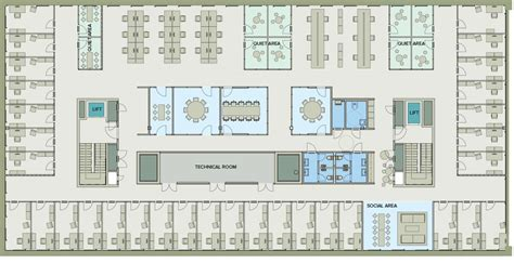 open office floor plan layout open plan office layout picture image by tag