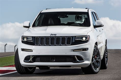 2014 Jeep Grand Length Justin Bell Puts 2014 Jeep Grand Srt To