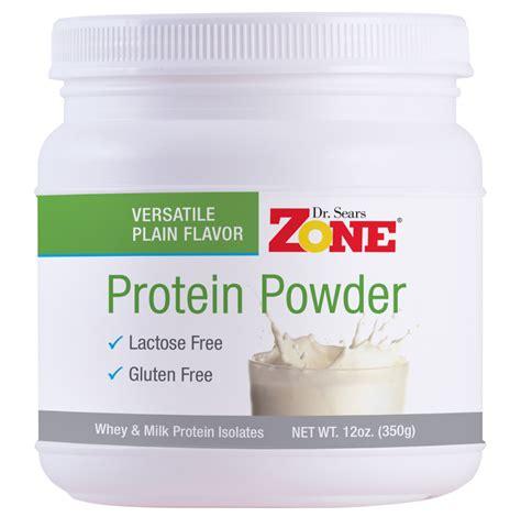 Suplemen Zone Zone Protein Powder Gluten Free And Lactose Free Protein