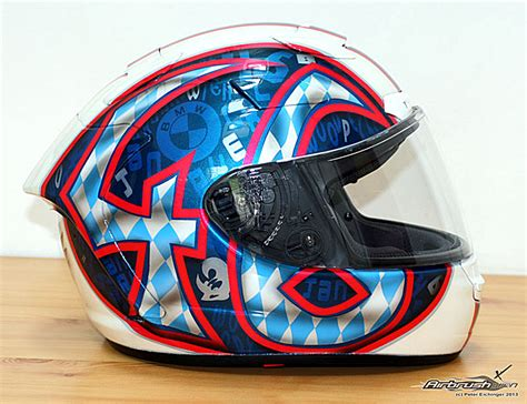 helmdesign bmw airbrush helm helmdesign von peter eichinger 1210 wien