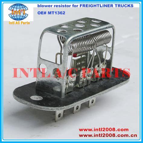 freightliner blower motor resistor heater blower motor regulator resistor for freightliner trucks mt1362 view hvac heater blower