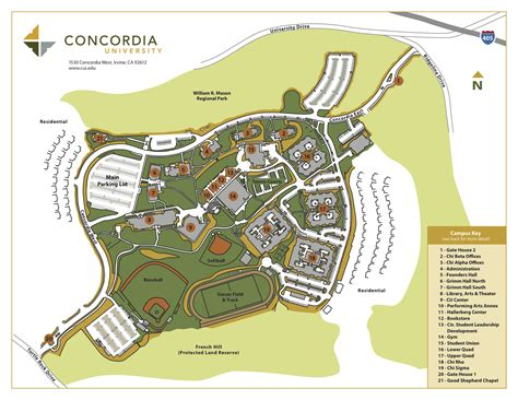 Concordia Portland Mba by Contact Us