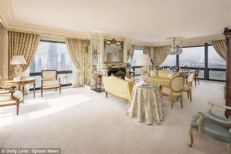 trumps apartment cristiano ronaldo eyeing 23million apartment in nyc s tower daily mail