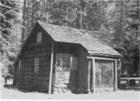 Snow Creek Cabin Yosemite by Yosemite The Park And Its Resources 1987 Chapter V National Park Service Administration Of