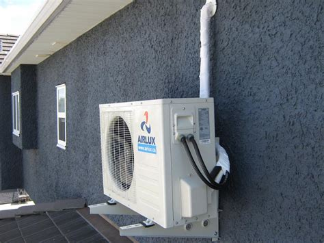 Ac Airlux residential air conditioner installations in great vancouver by airlux