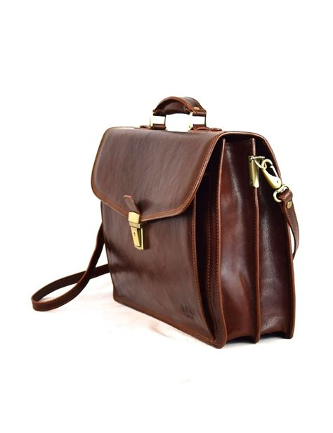 Business In My Bag by Leather Business Bag Armonia Leather Bags