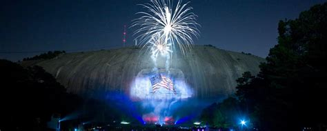 stone mountain laser light show stone mountain park georgia chaotically creative