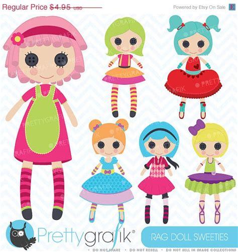 80s rag doll 80 sale rag doll clipart by prettygrafikdesign