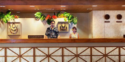Big Island Front Desk by Hilo Oceanfront Hotel Hilo Hawaiian Hotel Castle Resorts