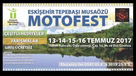 eskisehir musaoezue motosiklet festivali   temmuz
