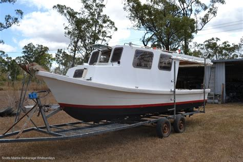 boat survey prices 24ft ex survey fishing dory power boats boats online