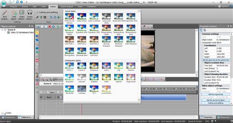 tutorial video editing pdf vsdc video editor tutorial pdf seterms com