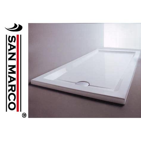piatti doccia in resina prezzi piatto doccia in resina rettangolare 70x140 san marco