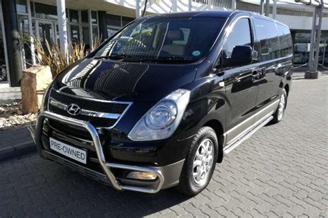 2011 hyundai h1 h 1 2 5crdi multicab 9 seater cars for