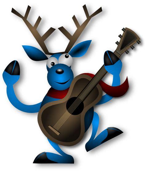 dancing reindeer clip art  clkercom vector clip art  royalty  public domain