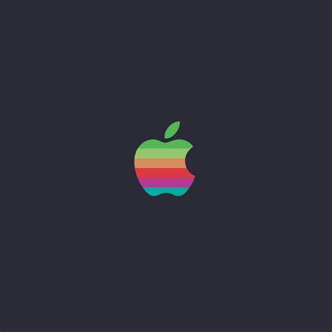 logo iphone wallpaper retro apple logo wwdc 2016 wallpapers