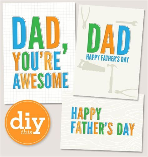 printable free fathers day cards 25 father s day cards free printables