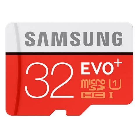 Samsung Evo Micro Sd 32gb Samsung Microsdhc Evo 32gb Clase 10 Tarjeta Microsd