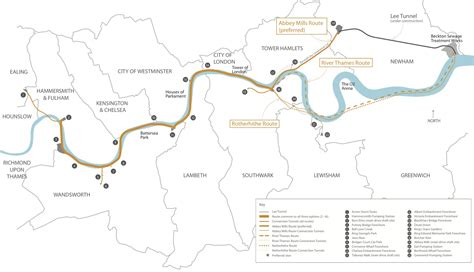 thames river route thames tunnel plans released for public consultation the