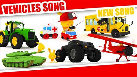 monster truck videos with music the vehicles song monster trucks planes cars trucks