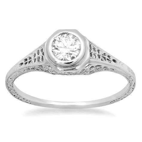 pre set engagement rings