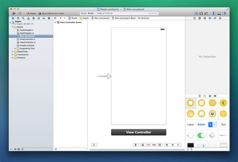 xcode visual layout learning xcode 5 as a designer meng to medium