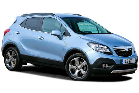 vauxhall mokka suv review carbuyer