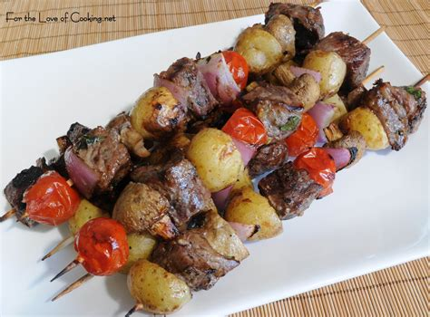 kebab recipe steakhouse kebabs for the of cooking