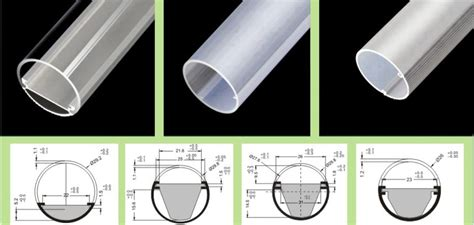 pc extrusion polycarbonate tubing polycarbonate tube