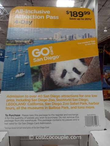 San Diego Gift Card - go san diego gift card