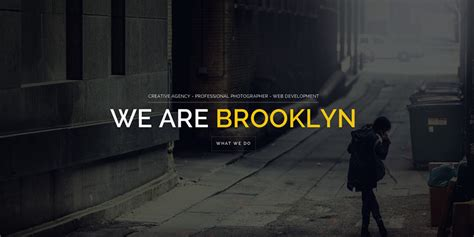 themeforest brooklyn sites of the week blackhouse cast83 localytics and more