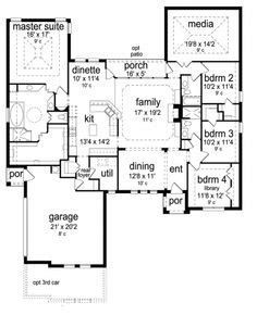 1000 images about house plans on floor plans