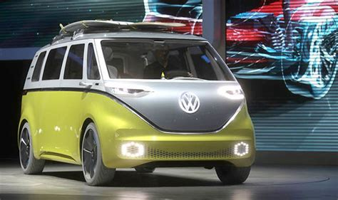 Volkswagen Buzz 2020 by Vw Cer Update New Electric Id Buzz Features