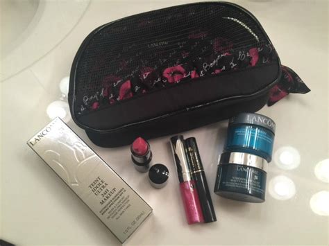 An Awesome Gift With Purchase From Lancome At Nordstrom by Weekend Shenanigans By Nadine