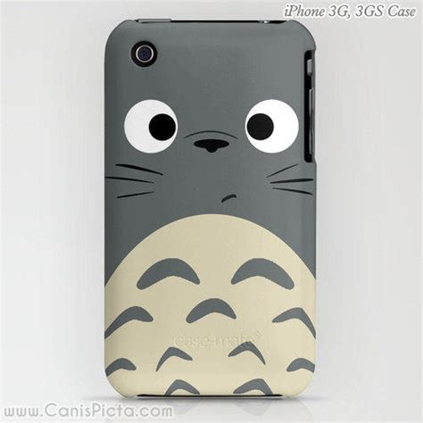 My Totoro Iphone And All Hp totoro kawaii my iphone from canis picta a