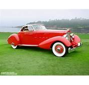 1933 Packard Twelve  Review SuperCarsnet