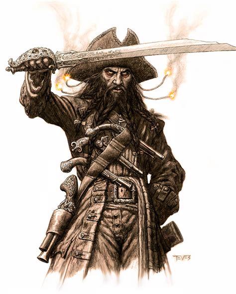 blackbeard pirate blackbeard bardem