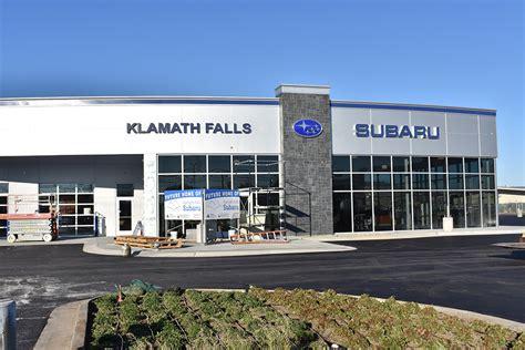 Subaru Service Department by Klamath Falls Subaru Announces A New Showroom Service