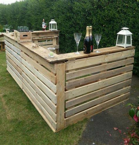 Kitchen Islands Ebay 25 best ideas about pallet bar on pinterest outdoor