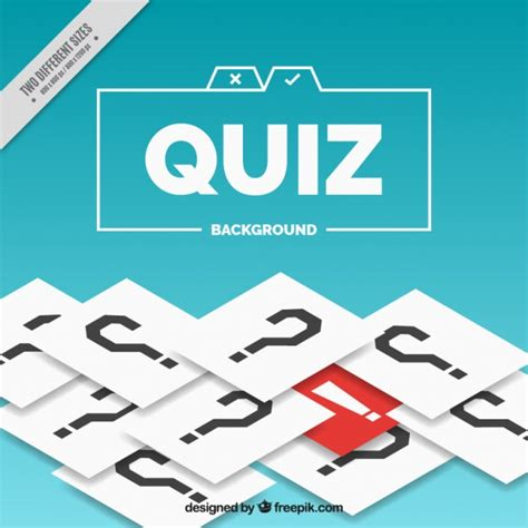 background quiz quiz background with question marks and red detail vector