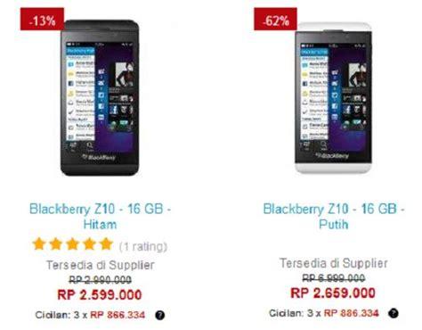 Baterai Hp Blackberry Z3 harga blackberry z10 kini hir menyamai harga bb z3 jeripurba