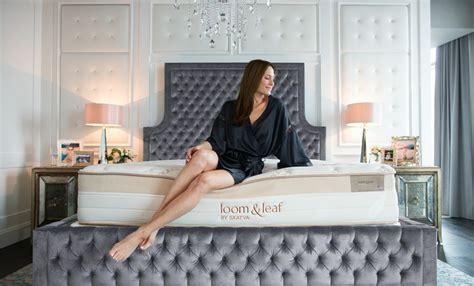 loom and leaf luxury memory foam joins mattress industry