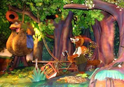 walt disney world magic kingdom pictures: splash mountain