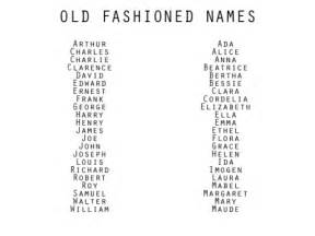Old Fashioned Girl Names » Home Design 2017